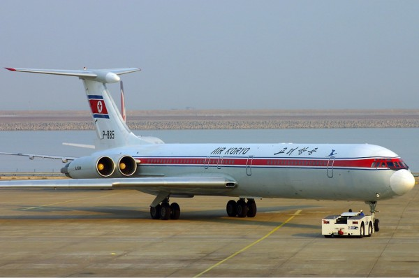 Ilyushin 62 Air Koryo (commons.wikimedia.org)
