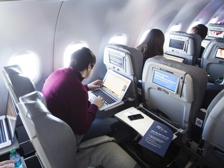 11 Maskapai di Dunia dengan Wi-Fi Gratis, Garuda Salah Satunya