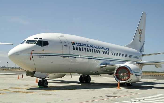 Pesawat Rusak, Presiden Afrika Selatan Terdampar di Burundi