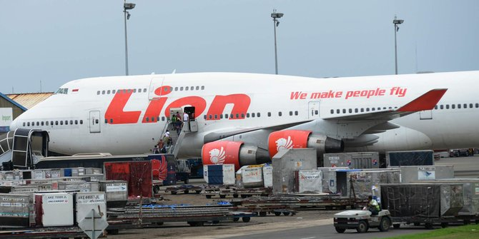 Ditolak Otoritas Hong Kong, Lion Air Tujuan China Terpaksa Return to Base