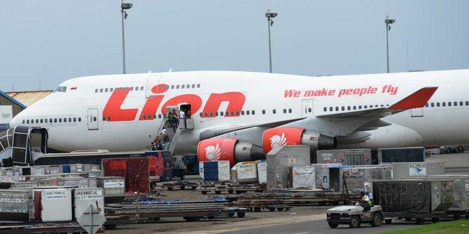 Ditolak Otoritas Hong Kong, Lion Air Tujuan China Terpaksa Return to Base