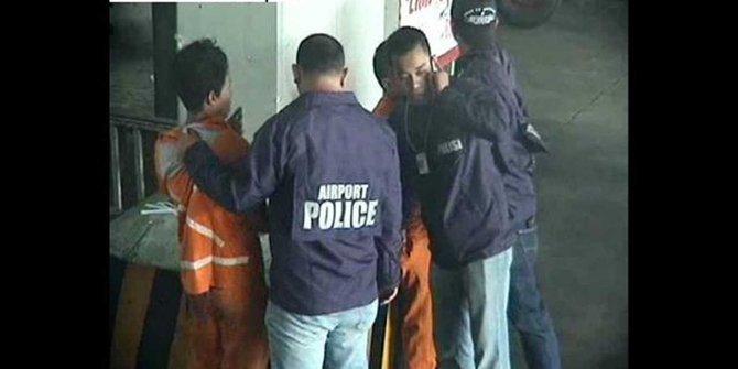 Petugas Lion Air Pencuri Bagasi Kabur ke Kampung Halaman