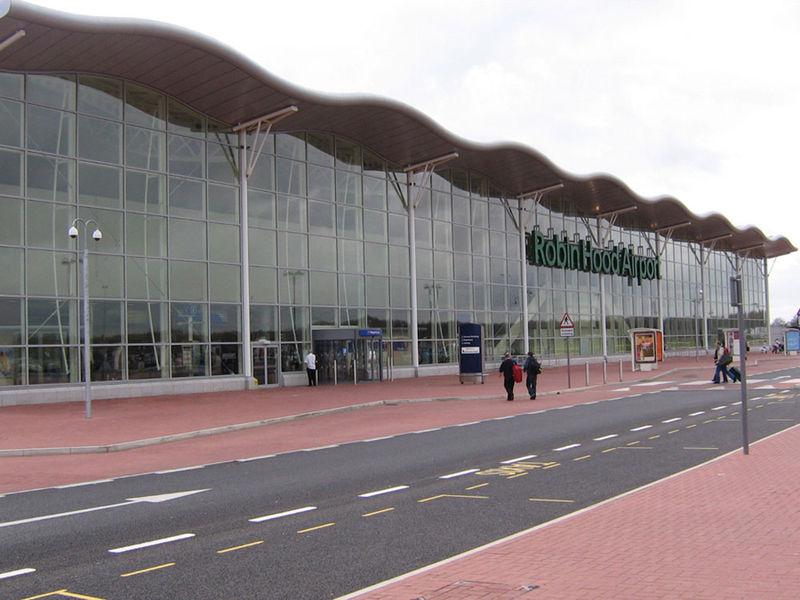 Bandara Robin Hood