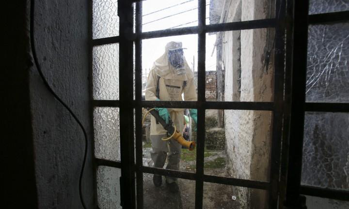 Khawatir Zika, Inggris Minta Maskapai Semprot Pesawat dengan Insektisida