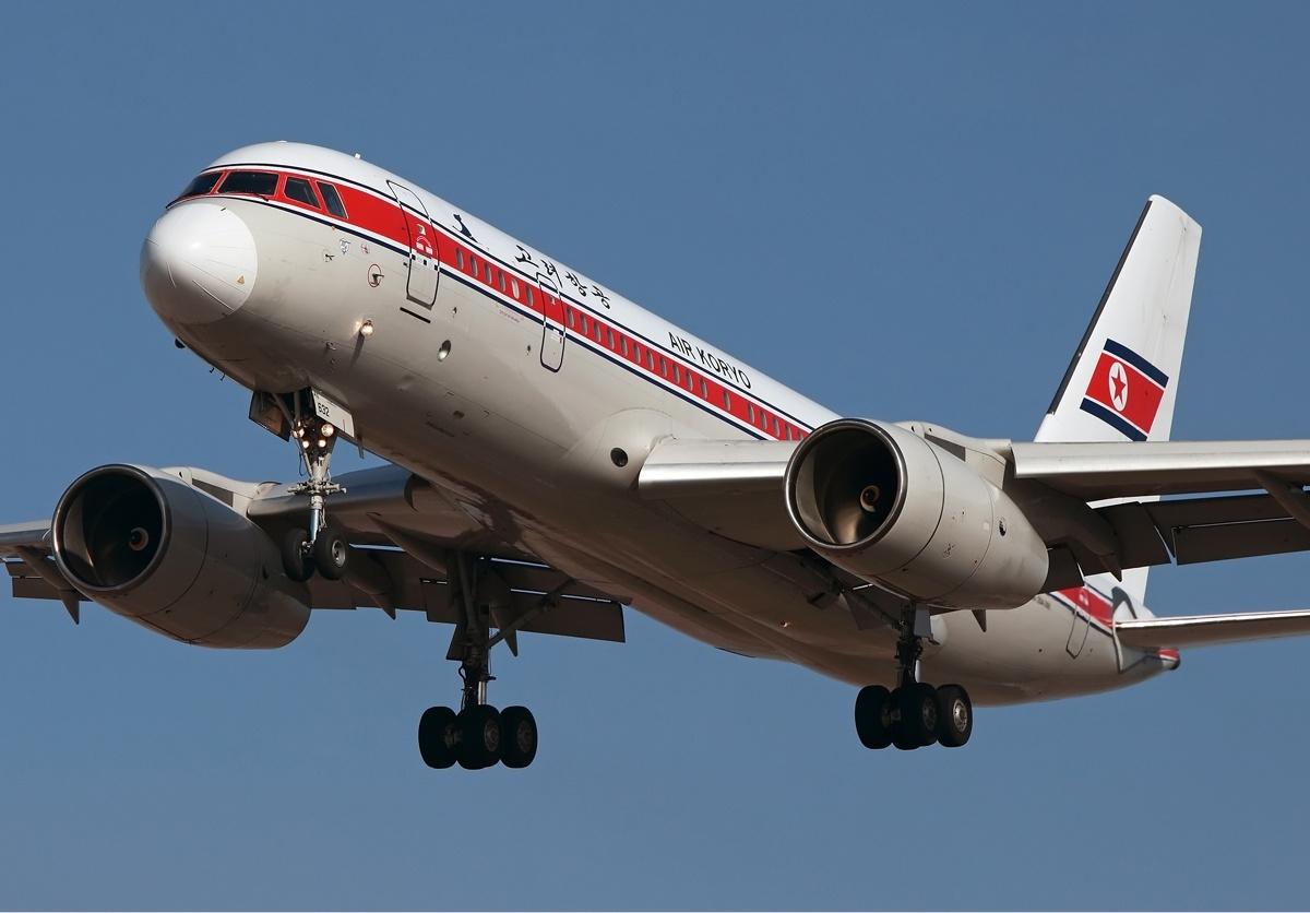Tupolev 204 Air Koryo