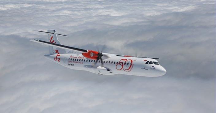 Wings Air Mulai Debut Perdana Rute Lampung-Bandung Hari Ini