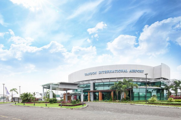 Bandara Internasional Yangon, Myanma