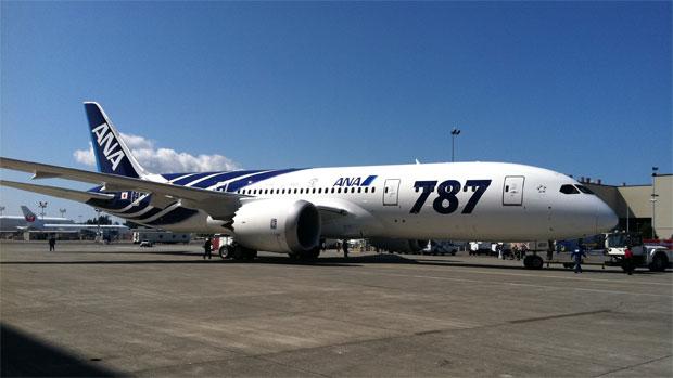 Mesin 787-8 Dreamliner Overheat, Pesawat Mendarat Darurat