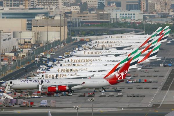 Bandara International Dubai (National Business)