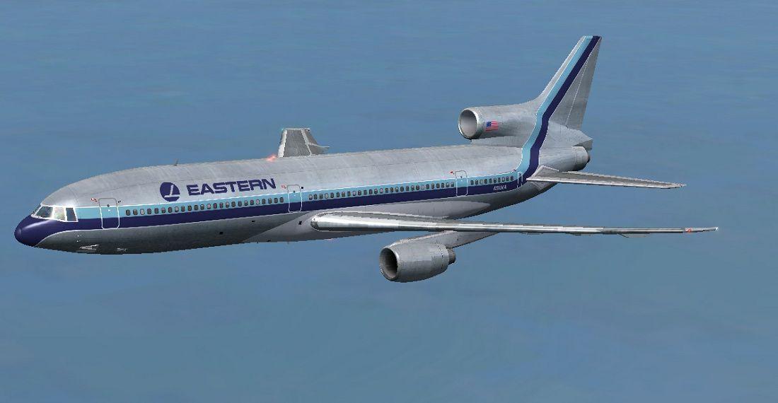 Pesawat Esatern Jetliner