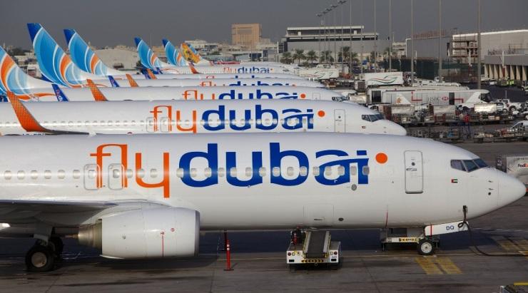 2016 Flydubai Justru Ekspansi ke Eropa dan Afrika