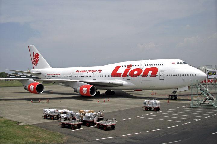 Lion Air Ditolak Otoritas Hong Kong karena Menyimpang dari Jalur Normal