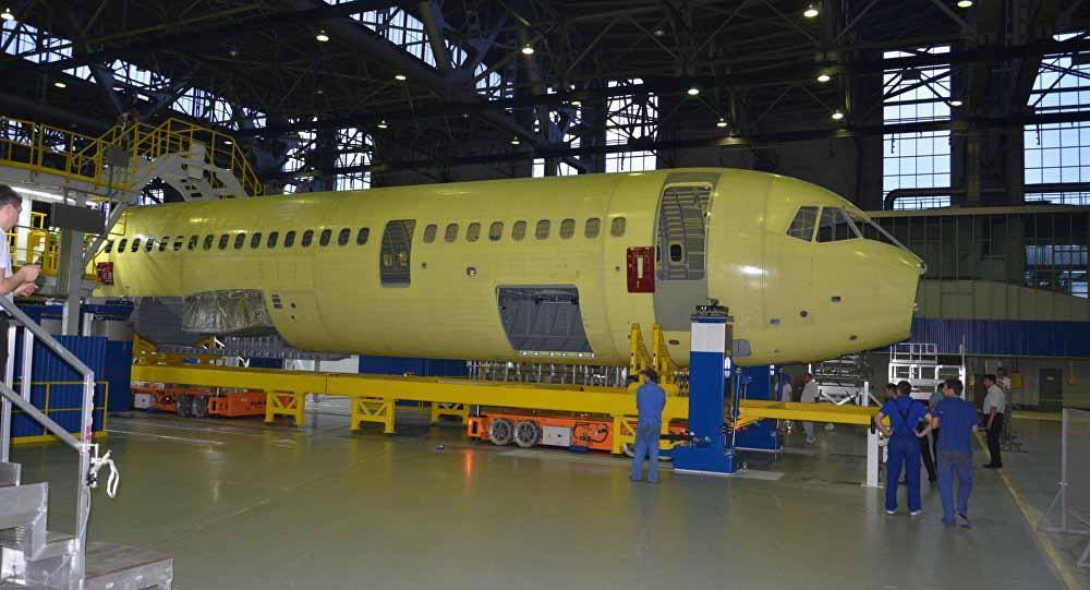 MC-21 Jadi Pembuktian Rusia Kalahkan Airbus dan Boeing