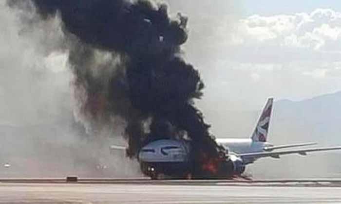 Terbakar, Boeing 777 British Airways Kembali Terbang