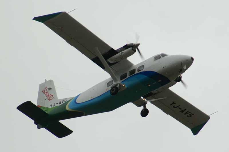 Y-12F China Peroleh Sertifikasi FAA