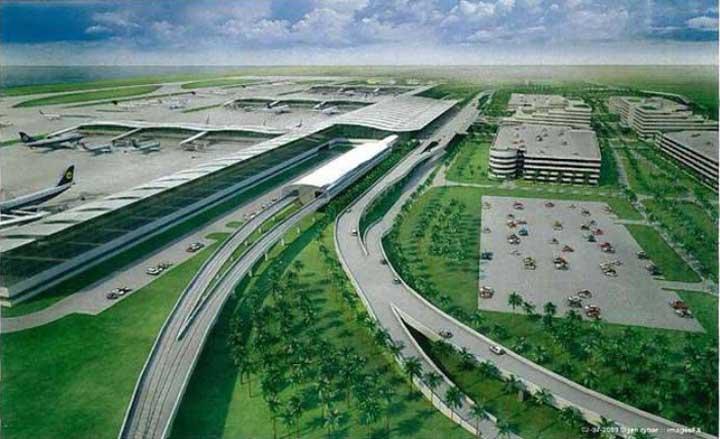 Rawan Terdampak Tsunami, Bandara Kulonprogo Butuh Sabuk Hijau