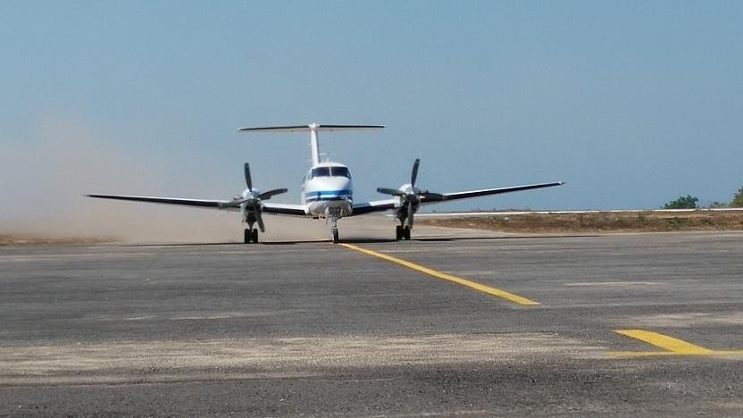Bandara Harun Thohir Bawea