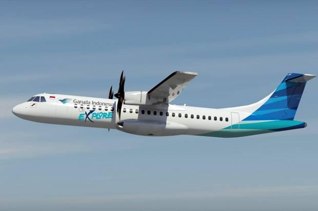 Garuda Rilis Enam Rute Penerbangan dari Bandara Pondok Cabe