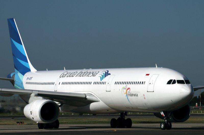 April, Garuda Buka Rute Penerbangan Langsung Solo-Jeddah
