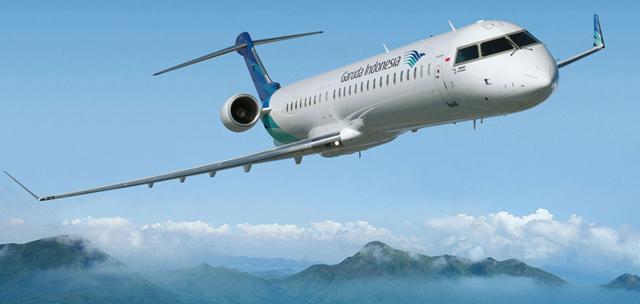 Penerbangan Garuda Tersingkat, Cuma 15 Menit
