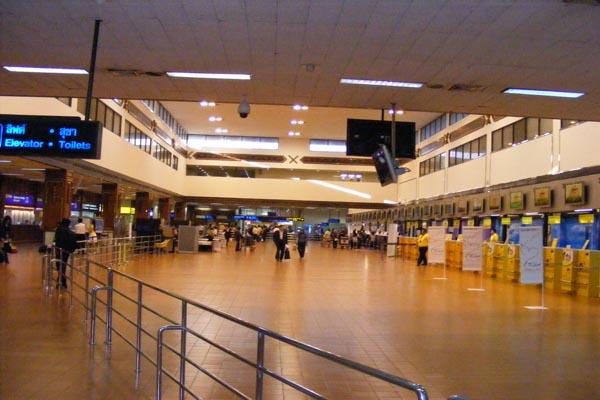 Bandara Muang Don, Thaland