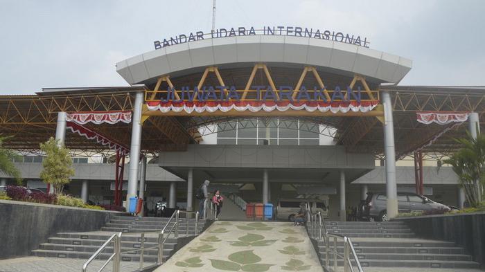 Juwata Diplot Jadi Bandara Transit Internasional
