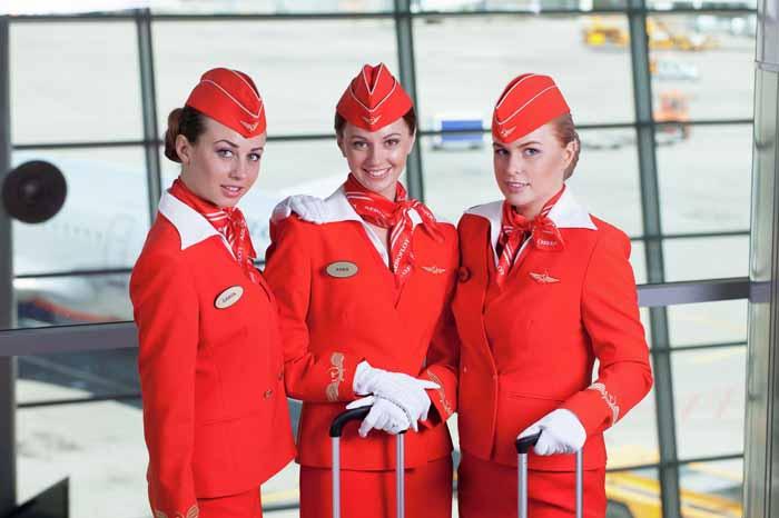 Seragam Pramugari Aeroflot Paling Modis di Dunia, Mari Kita Lihat