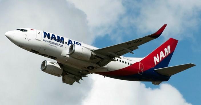 NAM Air Terbang Perdana di Muara Bungo Mulai 2 Juni