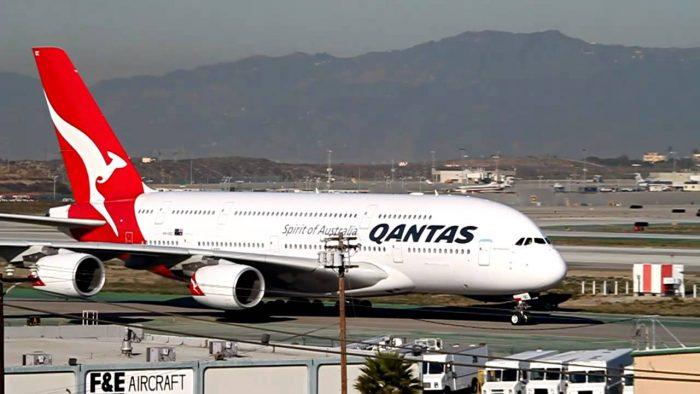 Penumpang Qantas Meninggal dalam Penerbangan ke Dubai