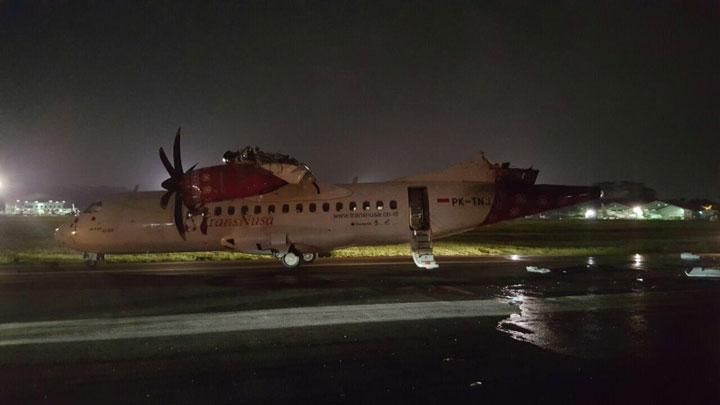 Tabrakan Pesawat di Halim Tak Pengaruhi Penilaian ICAO