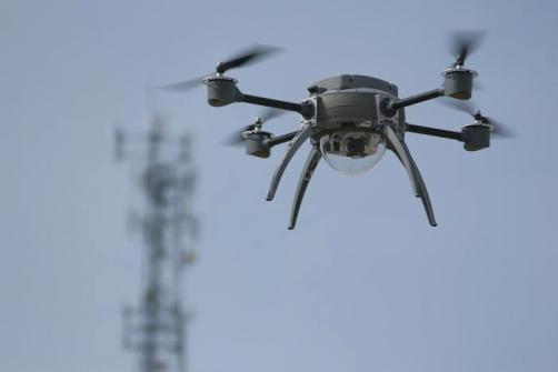 Drone Ganggu Pesawat