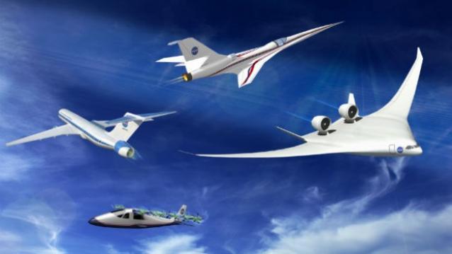 NASA Siap Ciptakan Sejarah Lagi dengan Pesawat Eksperimental Baru