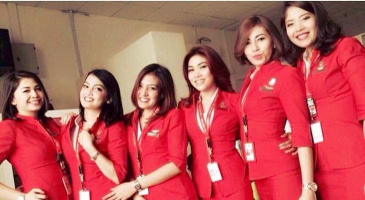 pramugari air asia