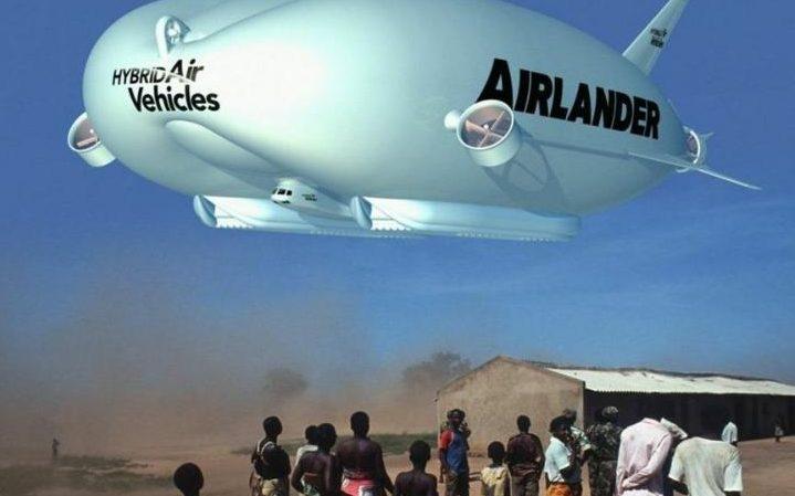 HAV Kejar Tayang untuk Debut Airlander di Farnborough Airshow