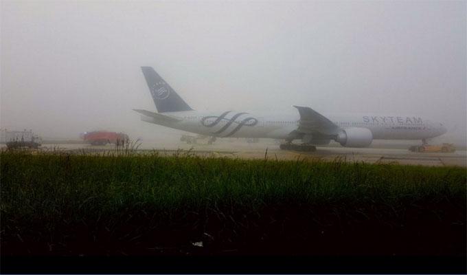 Mirip Kejadian Lion, Sesama Air France Tabrakan di Bandara Charles de Gaulle