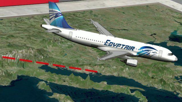 Empat Teori Raibnya EgyptAir MS804