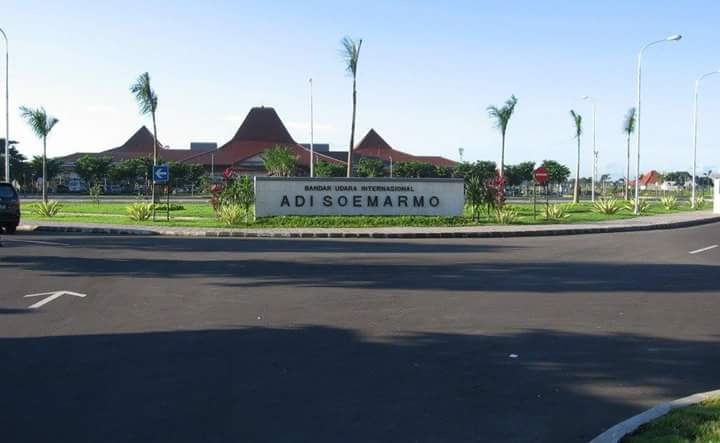 Bandara Adi Soemarmo Solo