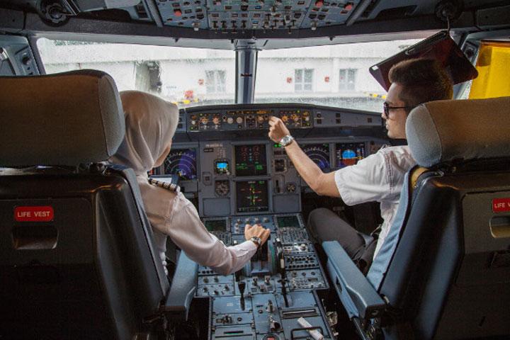 Maskapai di Indonesia Hanya Jadi Batu Loncatan Pilot Asing