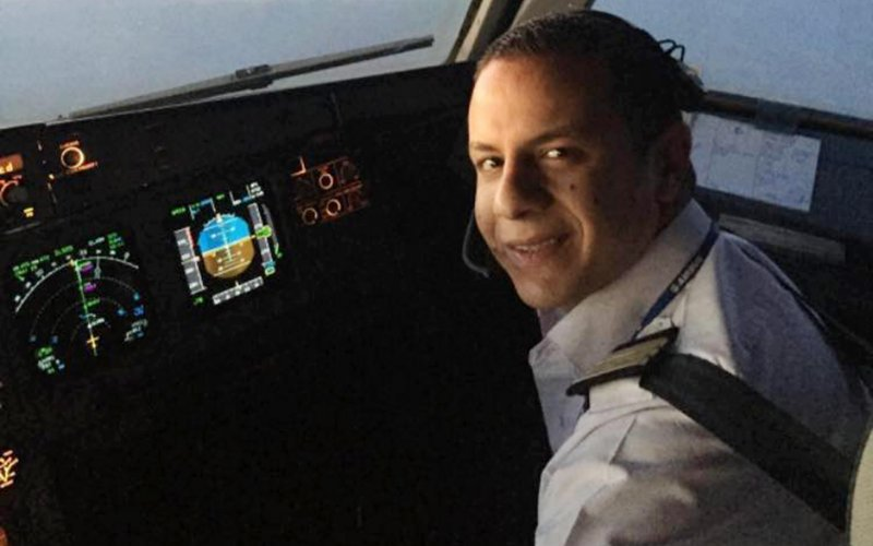 Mamdouh Assem, Pilot EgyptAir 804 Sudah Bermimpi Jadi Pilot Sejak Usia 5 Tahun