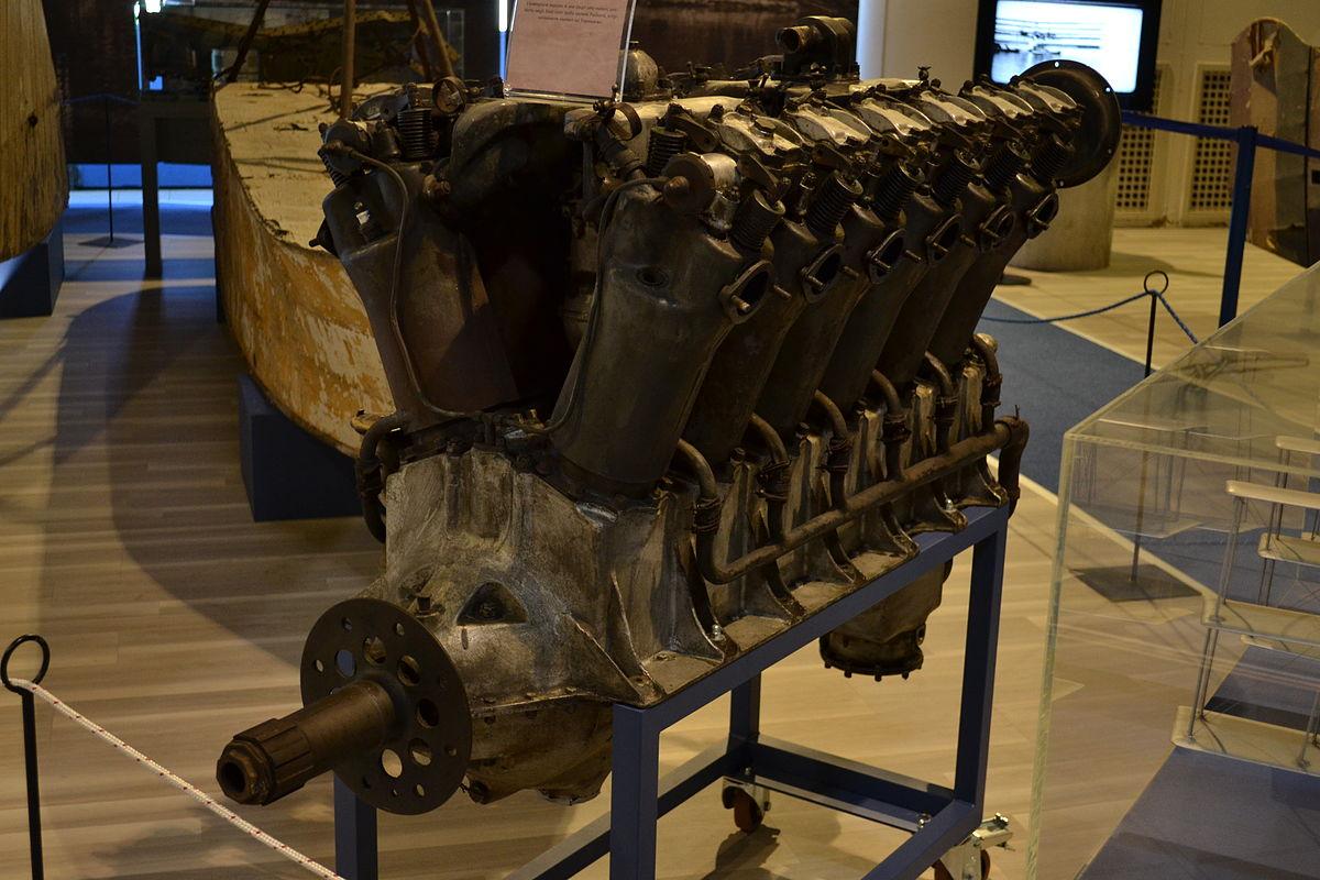 Salah satu mesin Transaereo