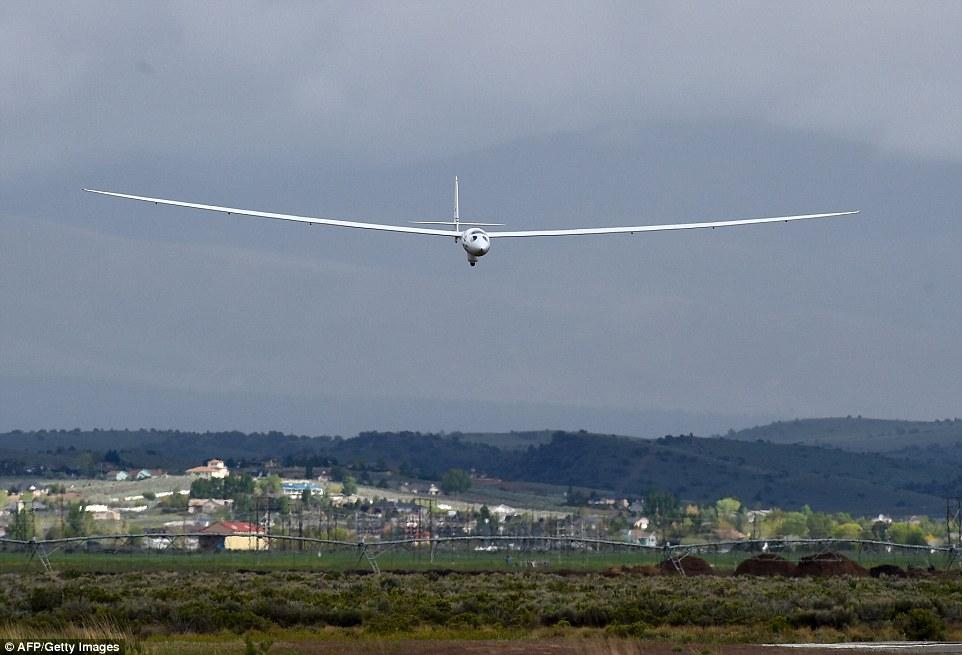 Airbus Uji Pesawat Tanpa Mesin Perlan II