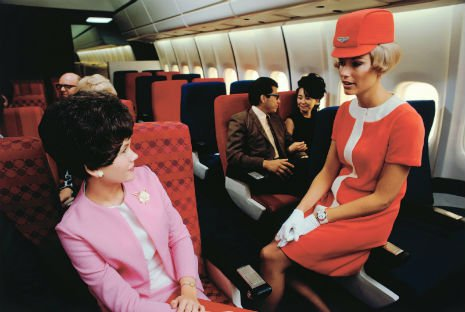United Airlines 1969
