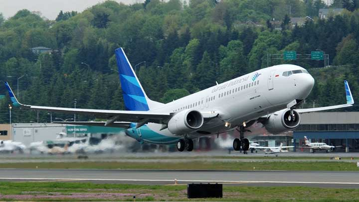 Tabrak Burung, Sensor AOA Pesawat Garuda Copot & Terpaksa Divert
