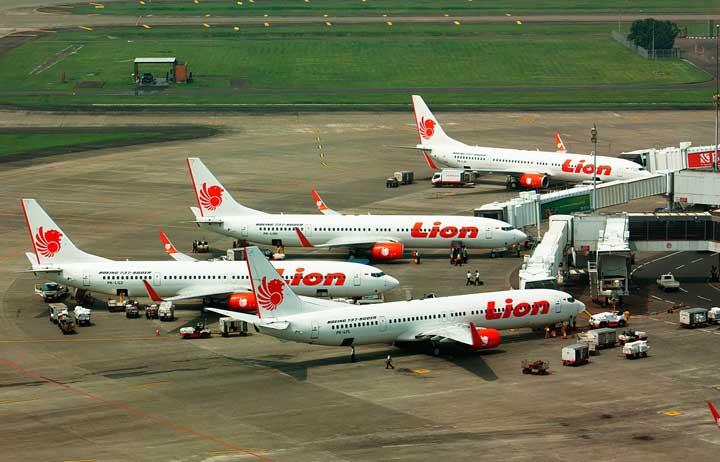 Lion Air Rajai Penumpang Domestik, Kuasai 35% Pasar