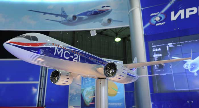 Irkut MC-21 Siap Jadi Bintang Baru Siap Jadi Bintang Baru