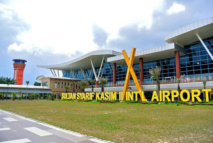 Bandara SSK II