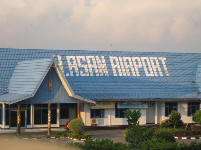Sriwijaya Air Buka Penerbangan di Bandara Haji Asan Sampit