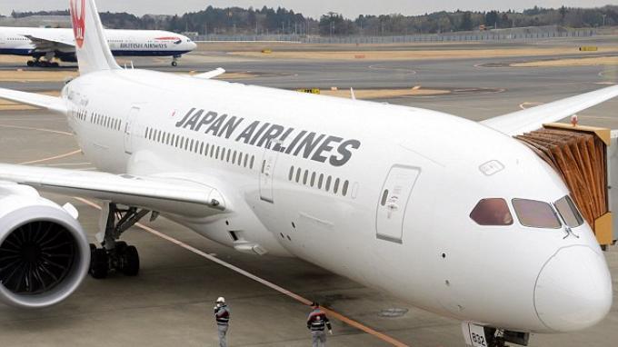 Pilot-Co Pilot Mabuk dan Berkelahi, JAL Batal Berangkat