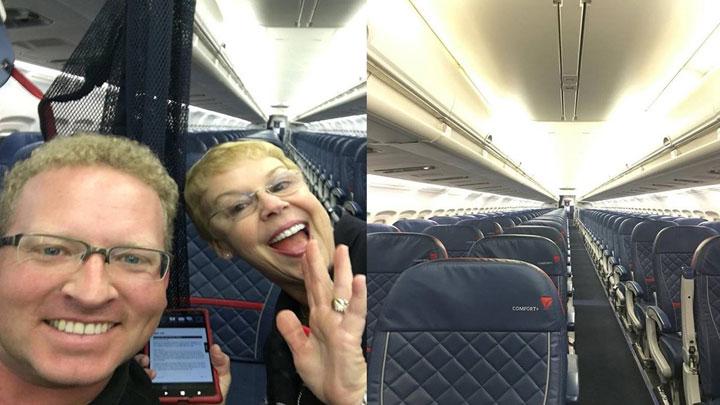 Steven-Schneider, Naik Pesawat Sendirian, Pria Ini Berasa Mimpi