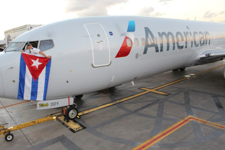Pemerintah AS Beri Izin 6 Maskapai Terbang ke Kuba